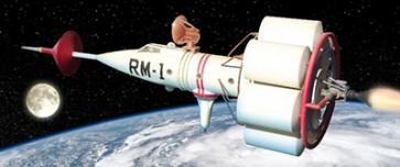 1/72 Retriever Rocket