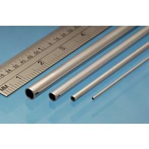 Micro Aluminum Tube - 5.0mm Diameter