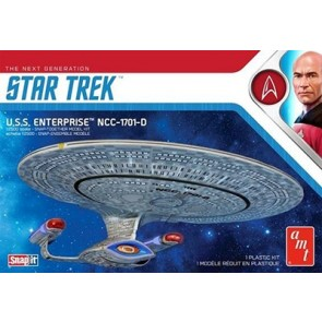 1/2500 USS Enterprise-D (ST:Next Generation)