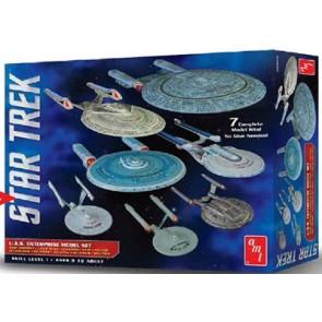 1/2500 Star Trek USS Enterprise Set