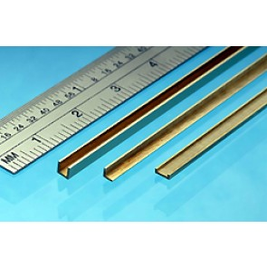 Brass Angle 90 degree  (L) - 2.0mm