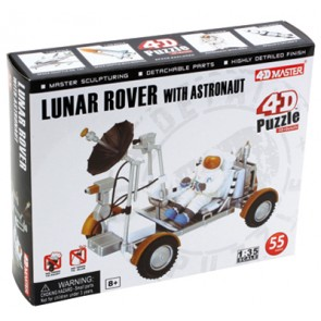1/35 Lunar Rover with Astronaut