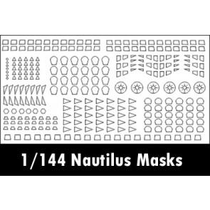 1/144 Nautilus Window Mask Set (for Pegasus)