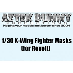 1/30 Masks for Revell Star Wars X-Wing Fighter