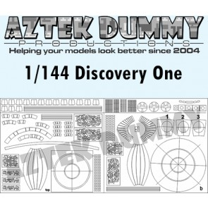 1/144 Discovery Paint Mask Set