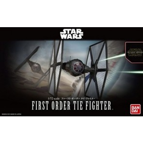 1/72 Star Wars: The Force Awakens First Order TIE Fighter