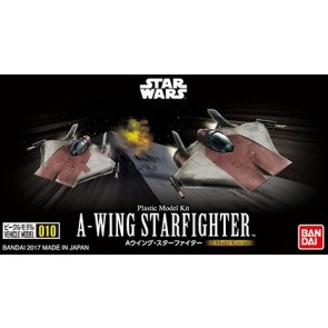 1/144 A-Wing Starfighter (Star Wars: Vehicle Model 010)