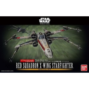 1/72 & 1/144 Star Wars Rogue One: Red Squadron X-Wing Starfighter Combo Set