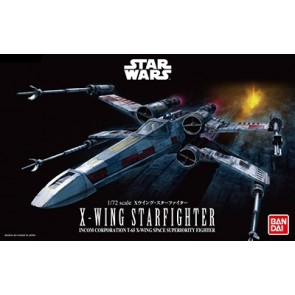 1/72 Star Wars (ANH) X-Wing Starfighter
