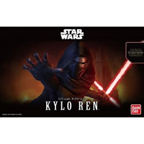 1/12 Star Wars: Kylo Ren Dark Side Warrior Figure