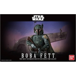 1/12 Star Wars: Boba Fett