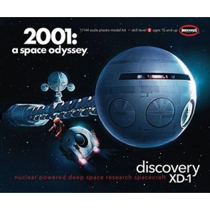 1/144 Discovery XD-1 Deep Space Research Spacecraft