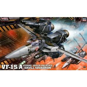 1/48 VF-1S/A Strike/Super Valkyrie Skull Platoon