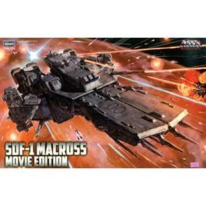 1/4000 SDF-1 Macross Fortress Warship (Movie Version)