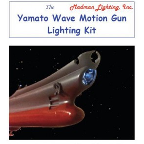 Space Battleship Yamato Lighting Kit