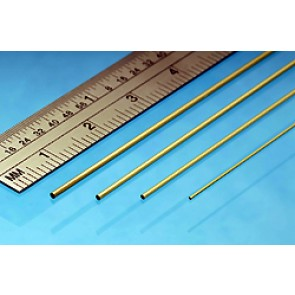 Micro BrassTube - 0.9mm Diameter