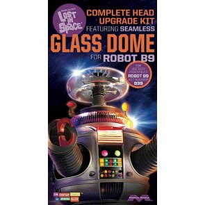 1/6 Lost in Space: Complete Head Upgrade Kit w/Glass Dome for Robot B9 Kit #939
