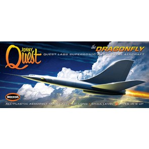 Jonny Quest: Dragonfly Supersonic Suborbital Aircraft