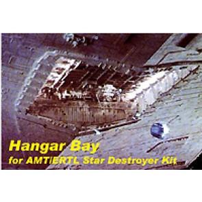 Hangar Bay (for AMT/Ertl Star Destroyer Kit)