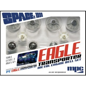1/72 Space 1999: Eagle Transporter Metal Engine Bell Set (for MPC)