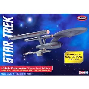 1/1000 Star Trek USS Enterprise - Space Seed Edition