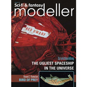 Sci-Fi and Fantasy Modeller Volume 38