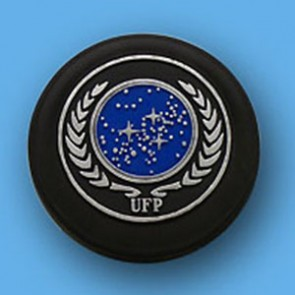4-in United Federation of Planets Logo Base