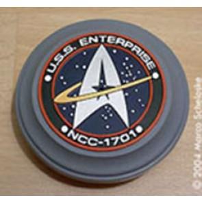 4-in Star Trek NCC-1701 Base (Arrowhead)